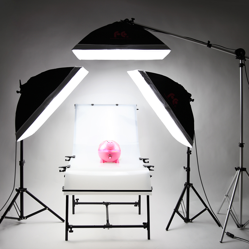 как сделать свет для фотосессии дома целом конструкция
